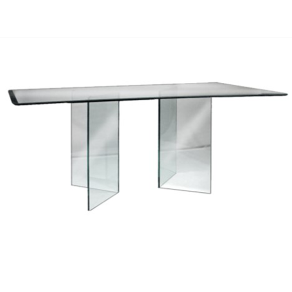Table Rectangle Plexi