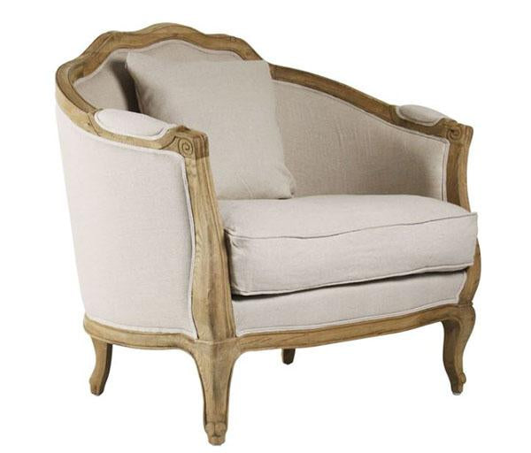 Fauteuil d'appoint Windsor
