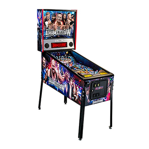Machine a boule pinball - Wrestle Mania