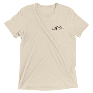 """In Steppe"" Horse Bow Shop T-Shirt"