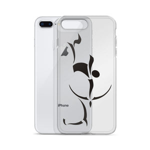 In Steppe iPhone Case (Black Logo)