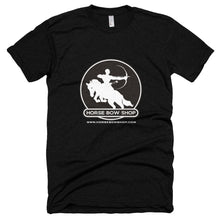 Official Horse Bow Shop American Apparel Short Sleeve Soft T-shirt