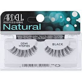 Ardell Demi Wispies Black #65012-Beauty Zone Nail Supply