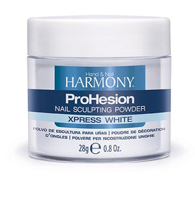 Harmony ProHesion Nail Powder Xpress White