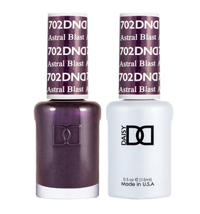 DND Duo Gel & Lacquer Astral Blast #702