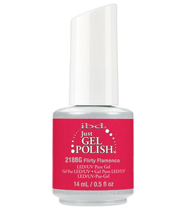 Just Gel Polish Flirty Flamenco 0.5 oz #56674
