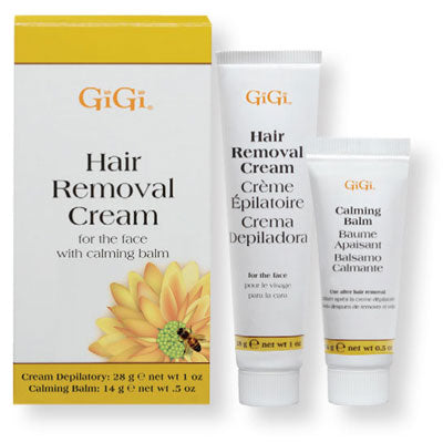 Gigi Hair removal cream 1 oz #0340