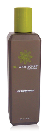 NAILARCHITECTURE – LIQUID MONOMER MONOMER (8oz) #NAAL08