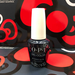 OPI Gelcolor - My Favorite Gal Pal HPL09
