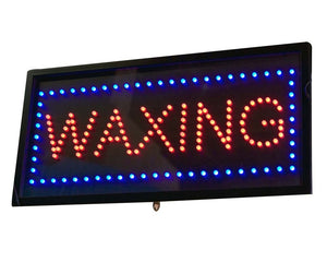 LED WAXING #LED9