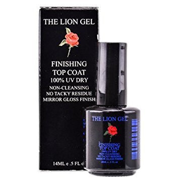 TLG FINISHING TOP COAT 0.5 OZ #01978