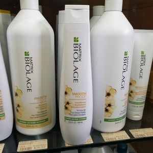 MATRIX BIOLAGE SMOOTHPROOF CONDITIONER 13.5 OZ #01828 - BeautyzoneNailSupply