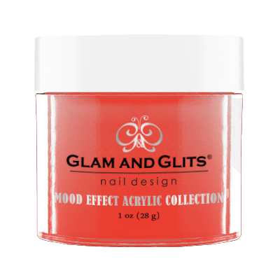 Glam & Glits Mood Acrylic Powder (Glitter) 1 oz  Semi-Sweet - ME1028