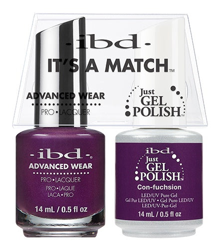 ibd Advanced Wear Color Duo Con-fuchsion 1 PK