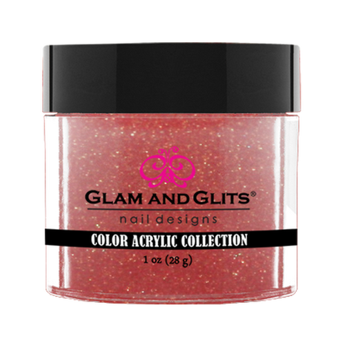 Glam & Glits Color Acrylic (Shimmer) 1 oz Sharena - CAC332-Beauty Zone Nail Supply