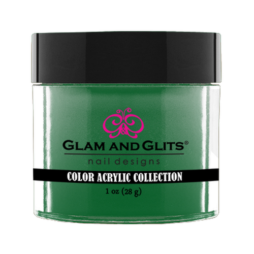 Glam & Glits Color Acrylic (Cream) 1 oz Jade - CAC328