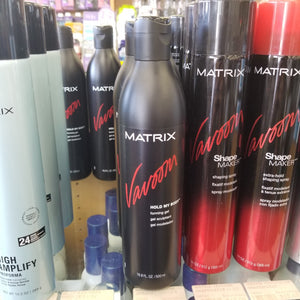MATRIX VAVOOM HOLD MY BODY FORMING GEL 16.9 OZ #50320