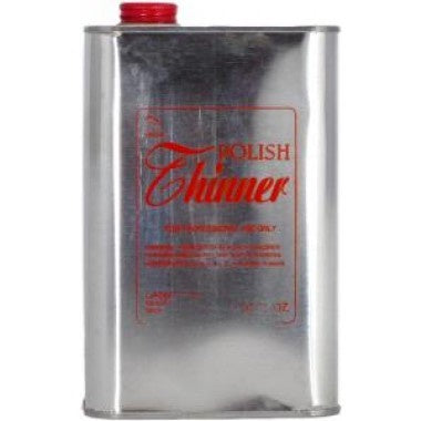 Nail Polish Thinner metal can 32 oz