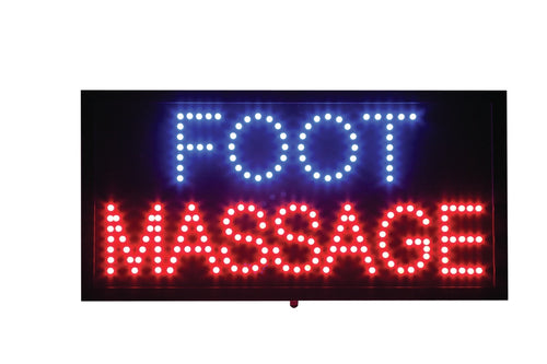 LED FOOT MASSAGE #LED12