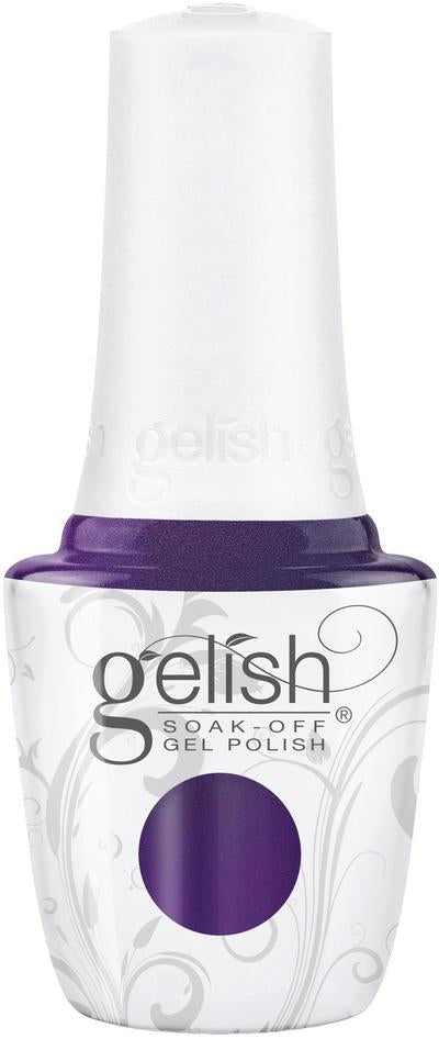 Gelish Soak-off Gel Make 'Em Squirm 0.5 oz Disney Villains#397