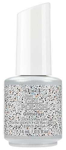 ibd Just Gel Polish Glitterazi Discontinued 0.5 oz #56793