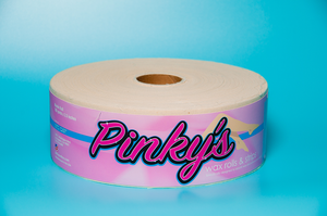 Pinky's natural muslin roll 2.5in x 100 yards