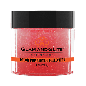 Glam & Glits Color Pop Acrylic (Shimmer) 1 oz Sunkissed Glow - CPA390