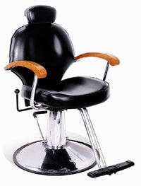 Styling chair with backrest #6582