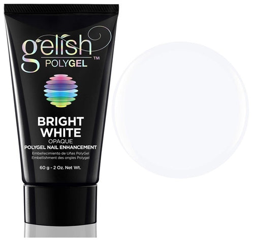 Gelish Polygel bright white 2 oz #1712003-Beauty Zone Nail Supply