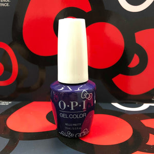 OPI Gelcolor - Hello Pretty HPL07
