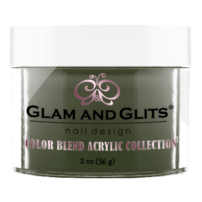 Glam & Glits Acrylic Powder Color Blend So Jelly 2 Oz- Bl3046