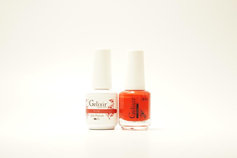 Gelixir Duo Gel & Lacquer 1 PK #112-Beauty Zone Nail Supply