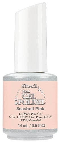 Just Gel Polish Seashell Pink 0.5 oz