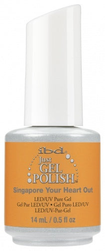 ibd Just Gel Polish Singapore Your Heart Out 0.5 oz
