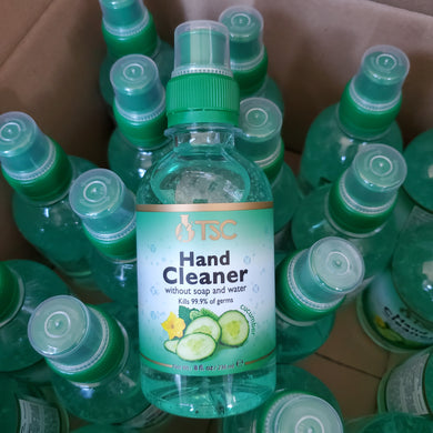 TSC Hand Sanitizer Pure Kills 99.99 of Germs 8 oz