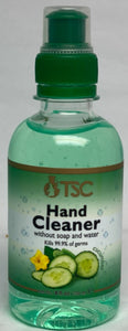 TSC Hand Sanitizer Pure Kills 99.99 of Germs 8 oz-Beauty Zone Nail Supply