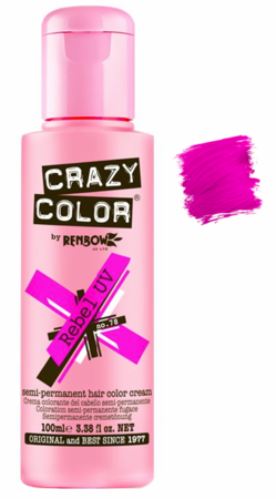 Crazy Color vibrant Shades -CC PRO 78 REBEL 150ML-Beauty Zone Nail Supply
