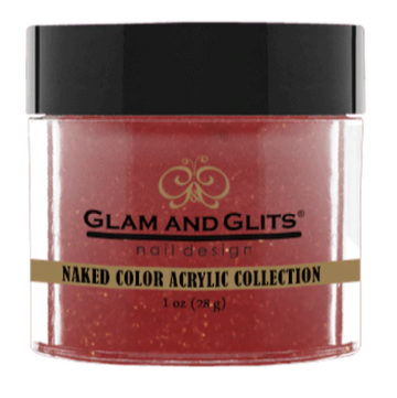 Glam & Glits Naked Color Acrylic Powder (Shimmer) 1 oz Candy Burst - NCAC424