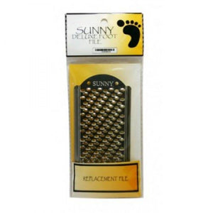 Sunny foot file replacement blade Coarse-Beauty Zone Nail Supply
