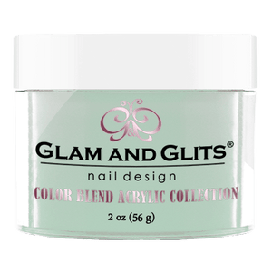 Glam & Glits Acrylic Powder Color Blend One In A Melon 2 Oz- Bl3026