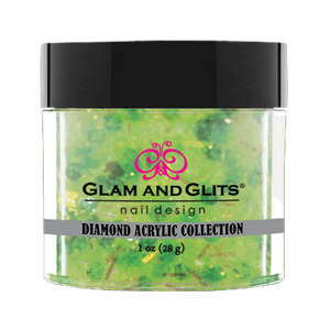 Glam & Glits Diamond Acrylic (Glitter) 1 oz Bliss - DAC72