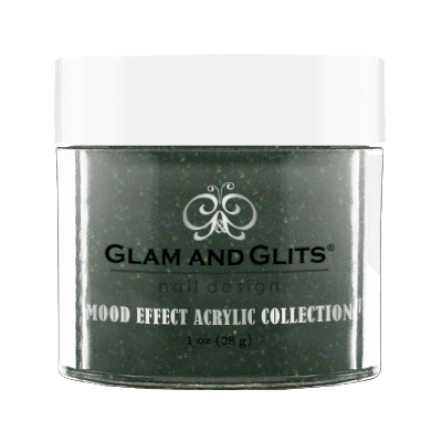 Glam & Glits Mood Acrylic Powder (Glitter) 1 oz Love Hate Relationship - ME1024-Beauty Zone Nail Supply