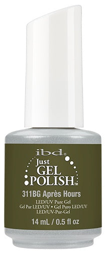 IBD Gel Polish Apres Hours 14mL / 0.5 fl oz #65144
