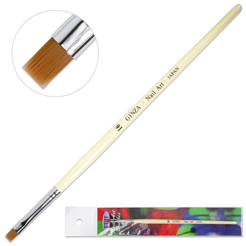 GEL Nail Art GINZA BRUSH H16 #236-Beauty Zone Nail Supply