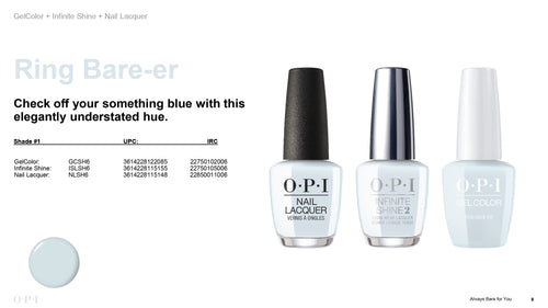 OPI GelColor - Ring Bare-er #GCSH6