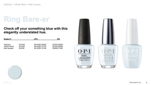 OPI infinite Shine Ring Bare-er #ISLSH6