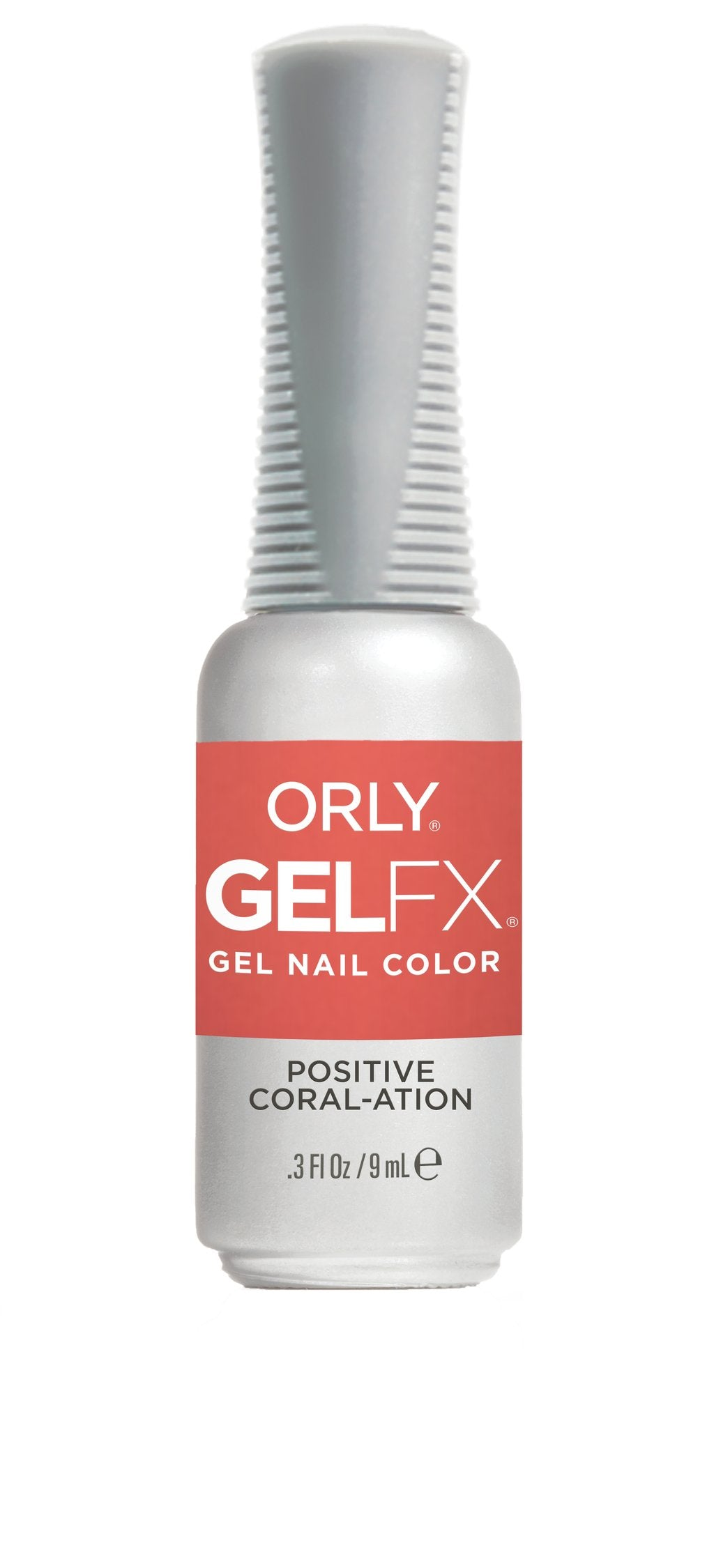 Orly GelFX Positive Coral-ation .3 fl oz 3000014