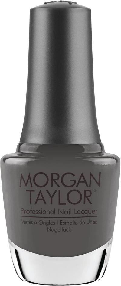 Morgan Taylor SMOKE THE COMPETITION 15 mL. - .5 fl. oz #399-Beauty Zone Nail Supply