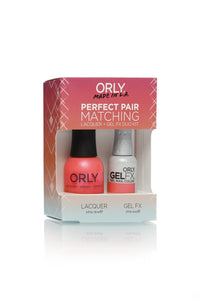 Orly Duo Lola ( Lacquer + Gel) .6oz / .3oz