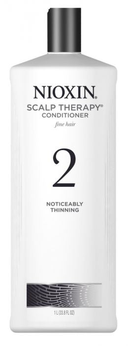 Nioxin Scalp Therapy 2 Conditioner Thin 33.8 oz 789449